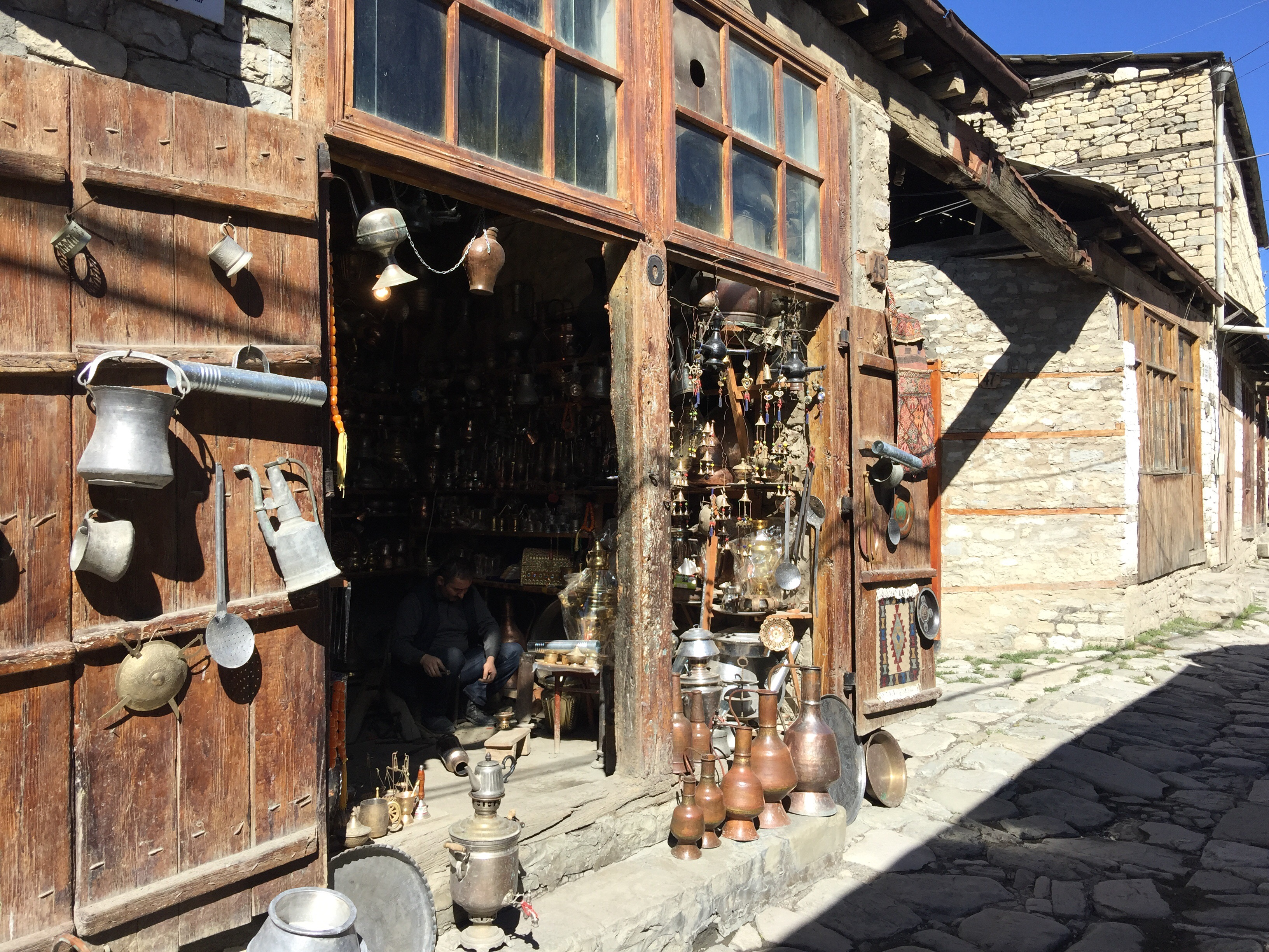 Surprisingly long history of Azerbaijan